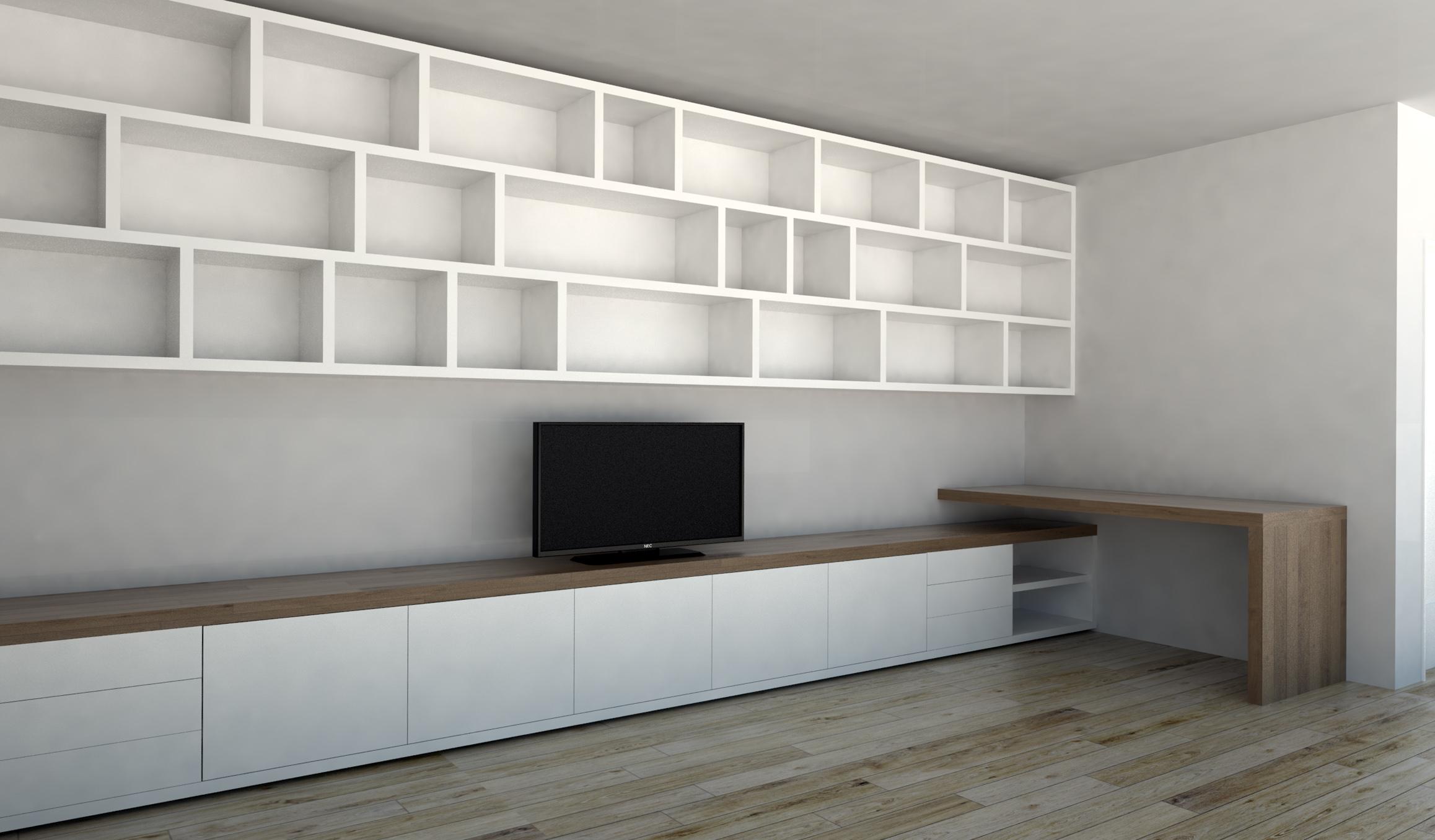 Kasten op maat: Dressoir, boekenkast, TV kast als wandmeubel | Blog NL