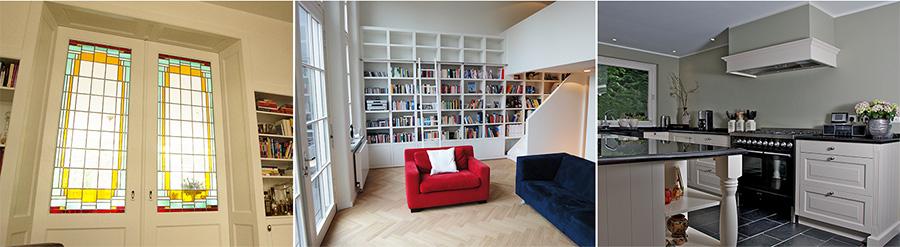 oock specialist in exclusief maatwerk en ontwerp voor uw keuken boekenkast kledingkast kasten op maat ensuite en interieur